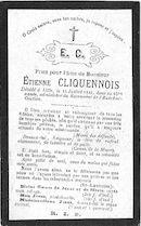 Cliquennois Etienne