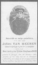 Julien Van Meenen