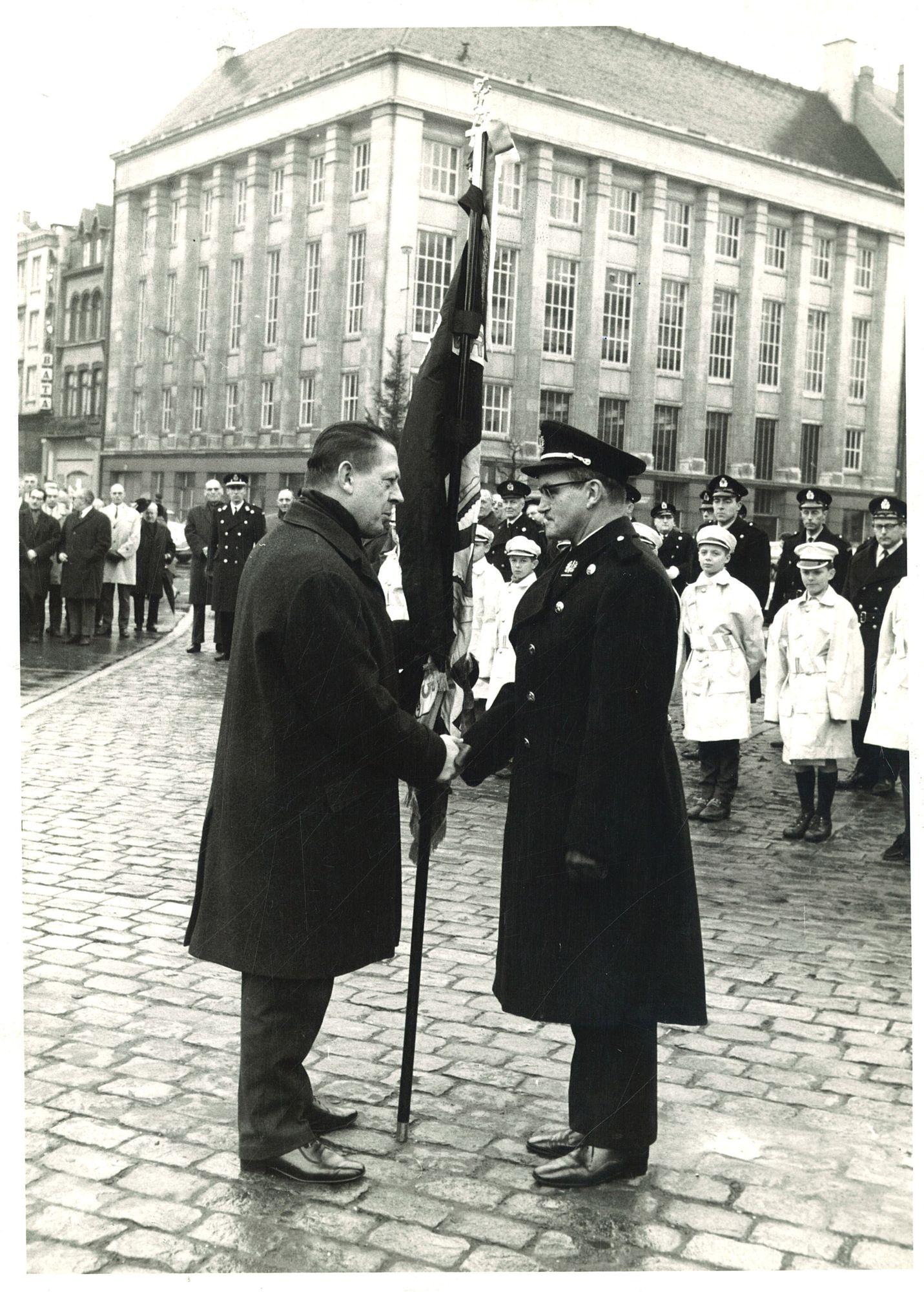 Vriendenkring Kortrijkse politie