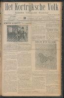 Het Kortrijksche Volk 1912-10-13 p1