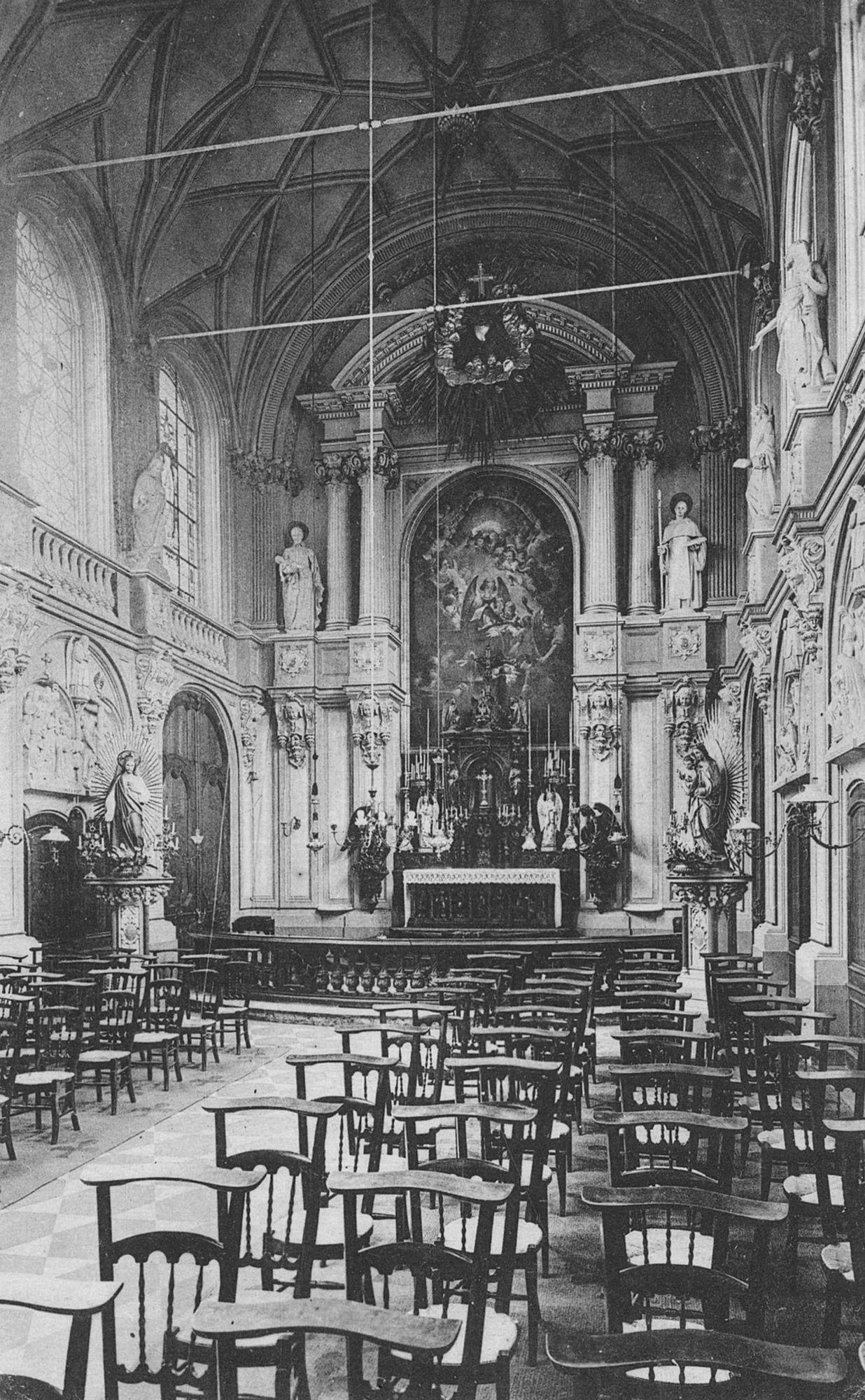 Kapel Onze-Lieve-Vrouw ter Engelen ('t Fort)