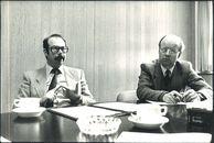 Automatisatie, robotisatie en microelektronica 1984