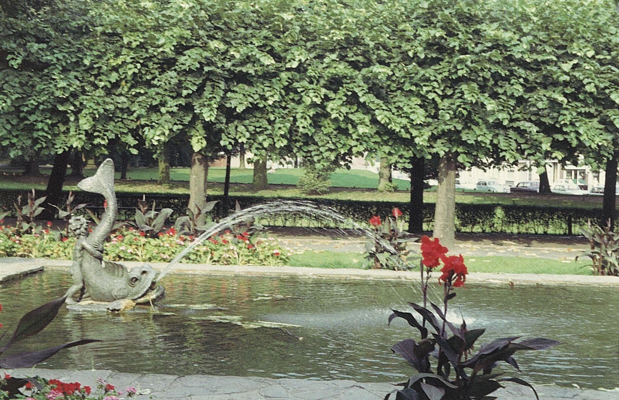 Vijver Koningin Astridpark