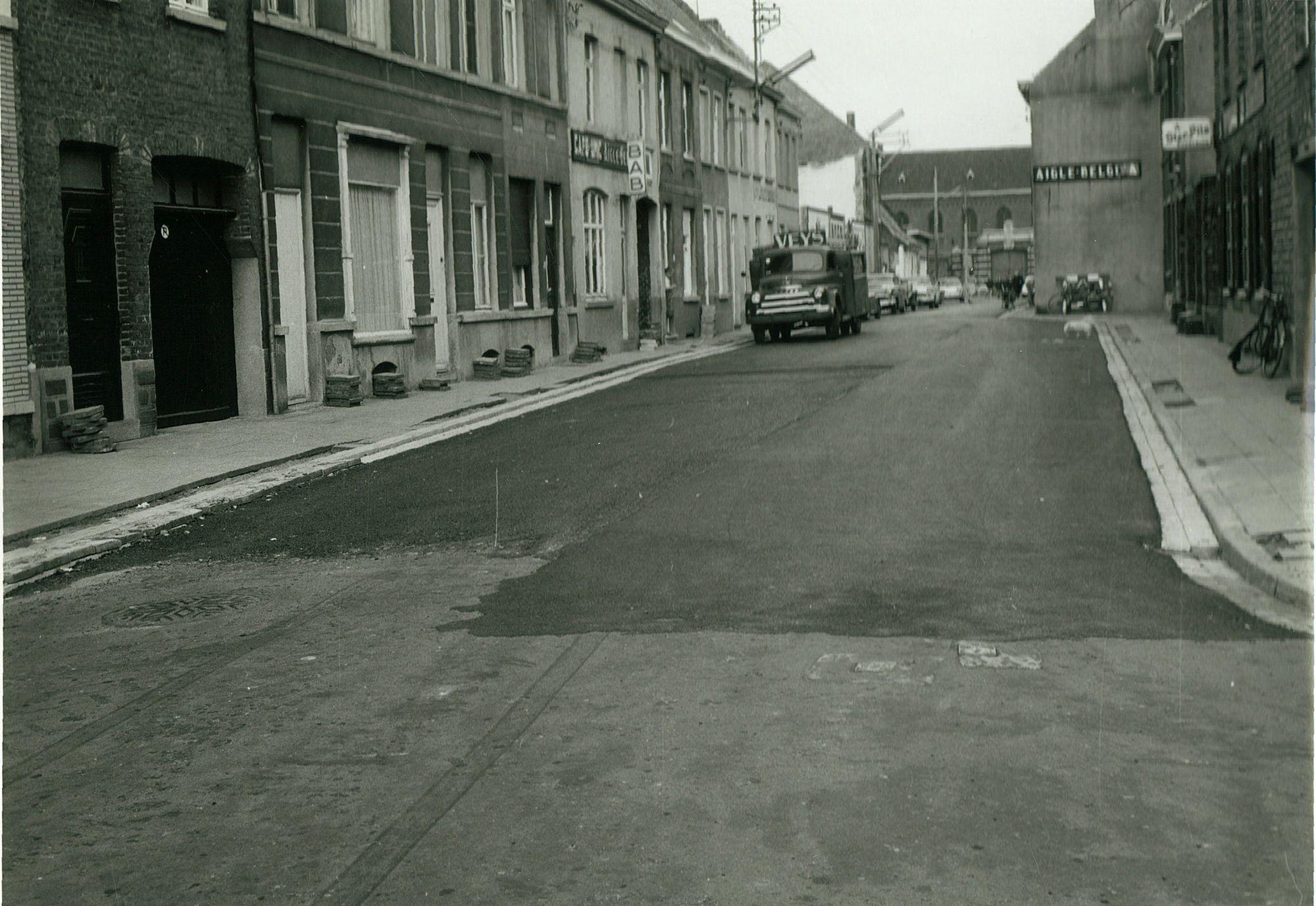 Kapelstraat 1965