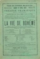 Paasfoor 1900: Théatre Dramatique Louis Plays