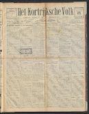Het Kortrijksche Volk 1925-01-25 p1