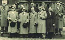 Elf gedecoreerden
