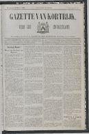 Gazette Van Kortrijk 1881-03-19 p1