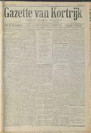 Gazette Van Kortrijk 1916-10-14 p1