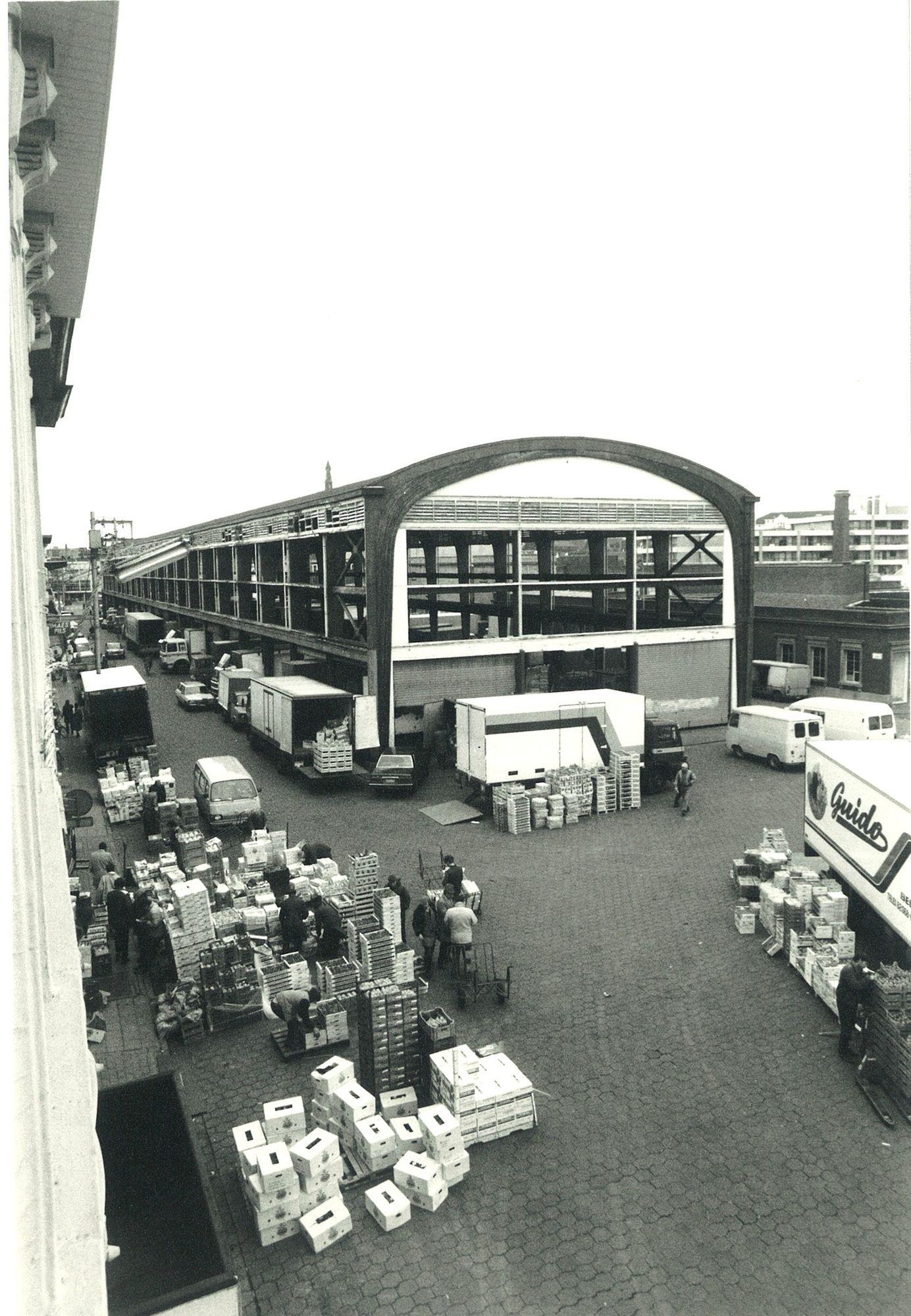 Veemarkthalle