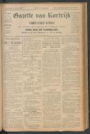 Gazette Van Kortrijk 1897-07-11 p1