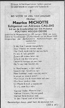 Maurice Michotte