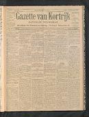 Gazette Van Kortrijk 1901-04-07 p1