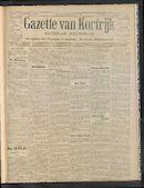 Gazette Van Kortrijk 1907-09-05 p1