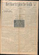 Het Kortrijksche Volk 1929-03-24 p1