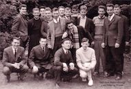 Klasfotos Don Bosco Kortrijk 1946-1963