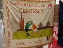 Vlag van supportersclub Kortrijk Sport