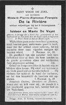 Médard-Pierre-Alphonse-François de la Rivière