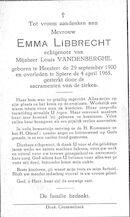 Emma Libbrecht