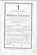 Dominica Bauwens