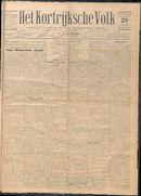 Het Kortrijksche Volk 1929-12-29 p1