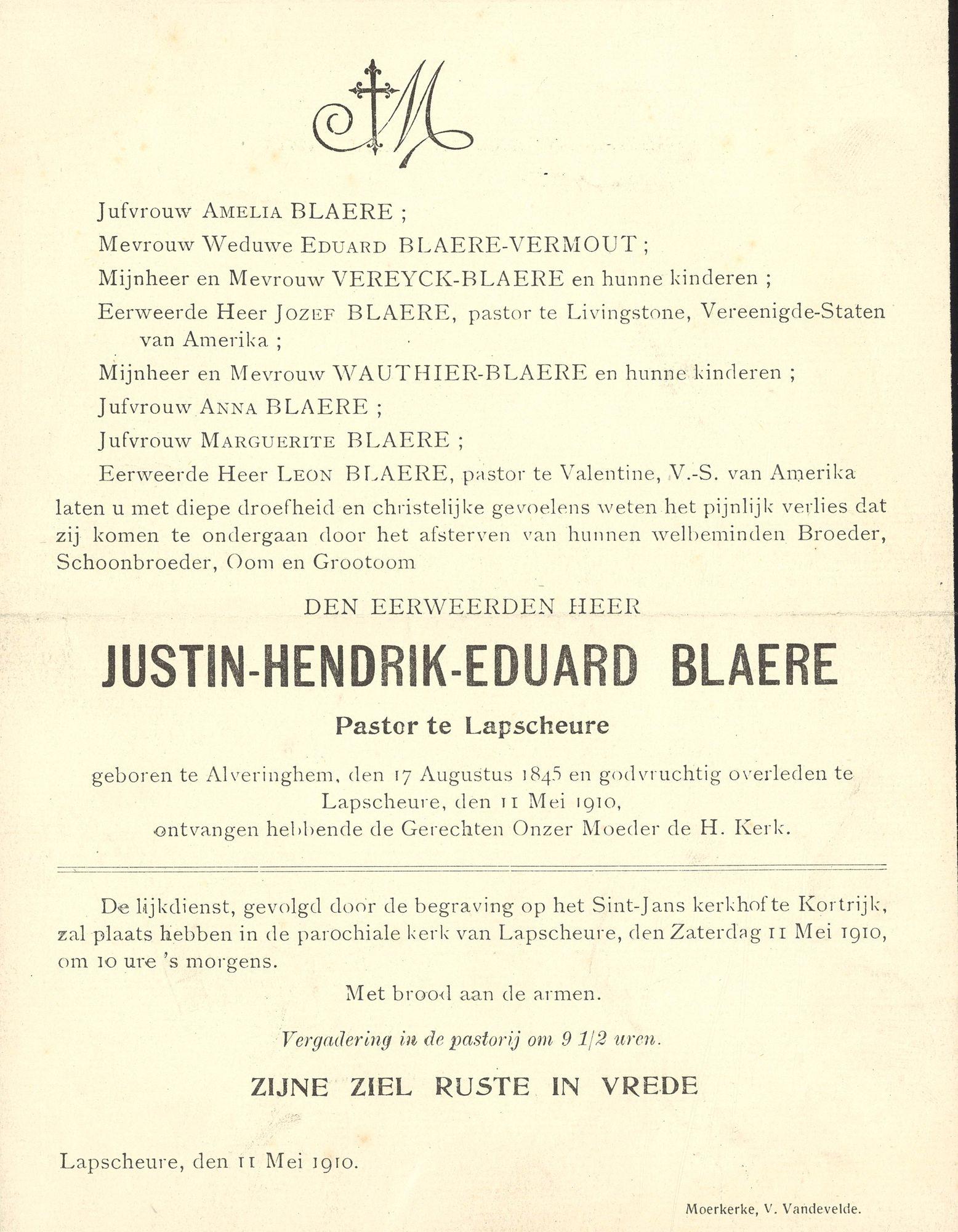 Justin-Hendrik-Eduard Blaere