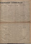 Kortrijksch Handelsblad 13 december 1946 Nr100 p1