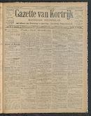 Gazette Van Kortrijk 1910-10-13