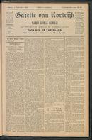 Gazette Van Kortrijk 1894-02-04 p1