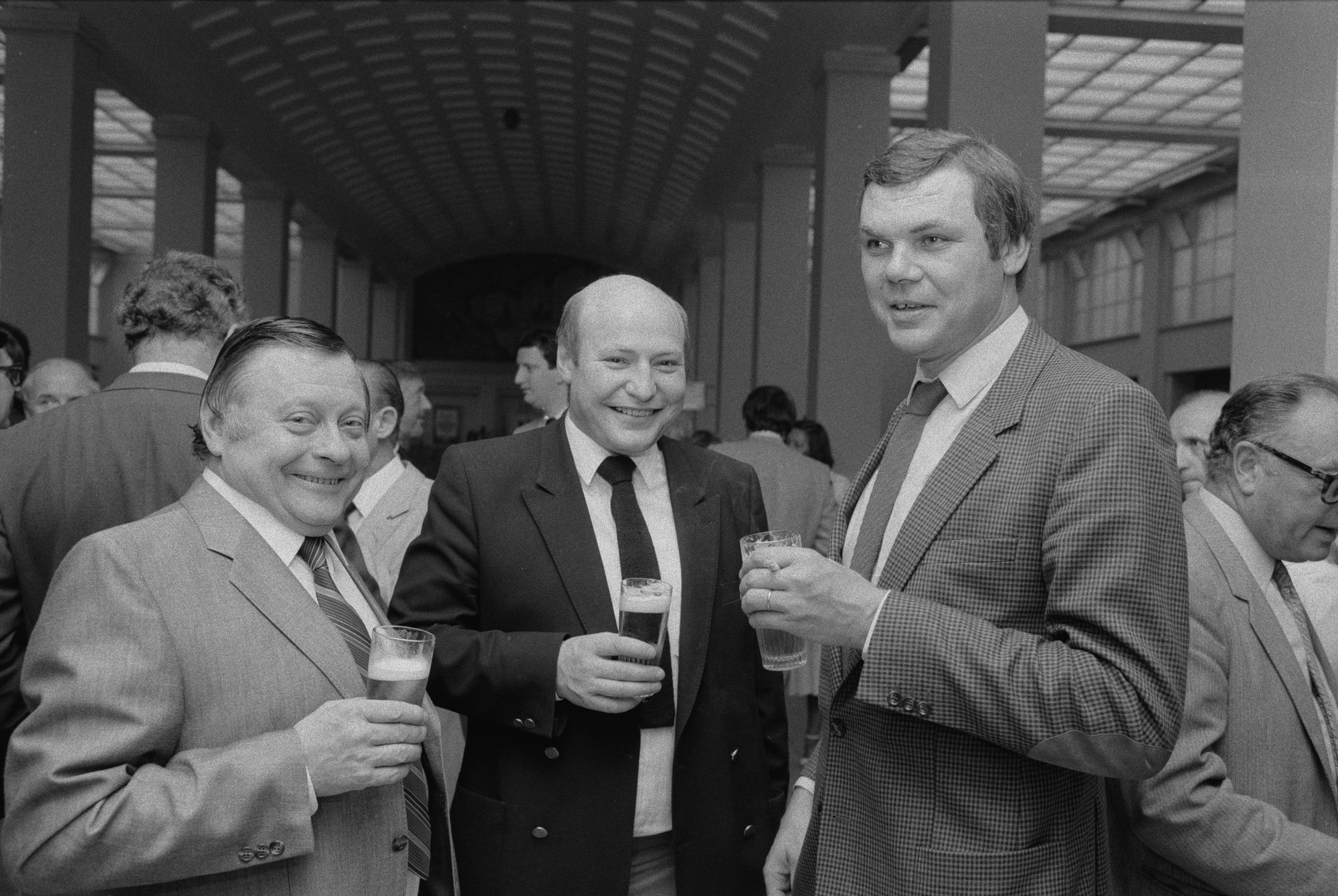 Opening van de braderie centrum 1982