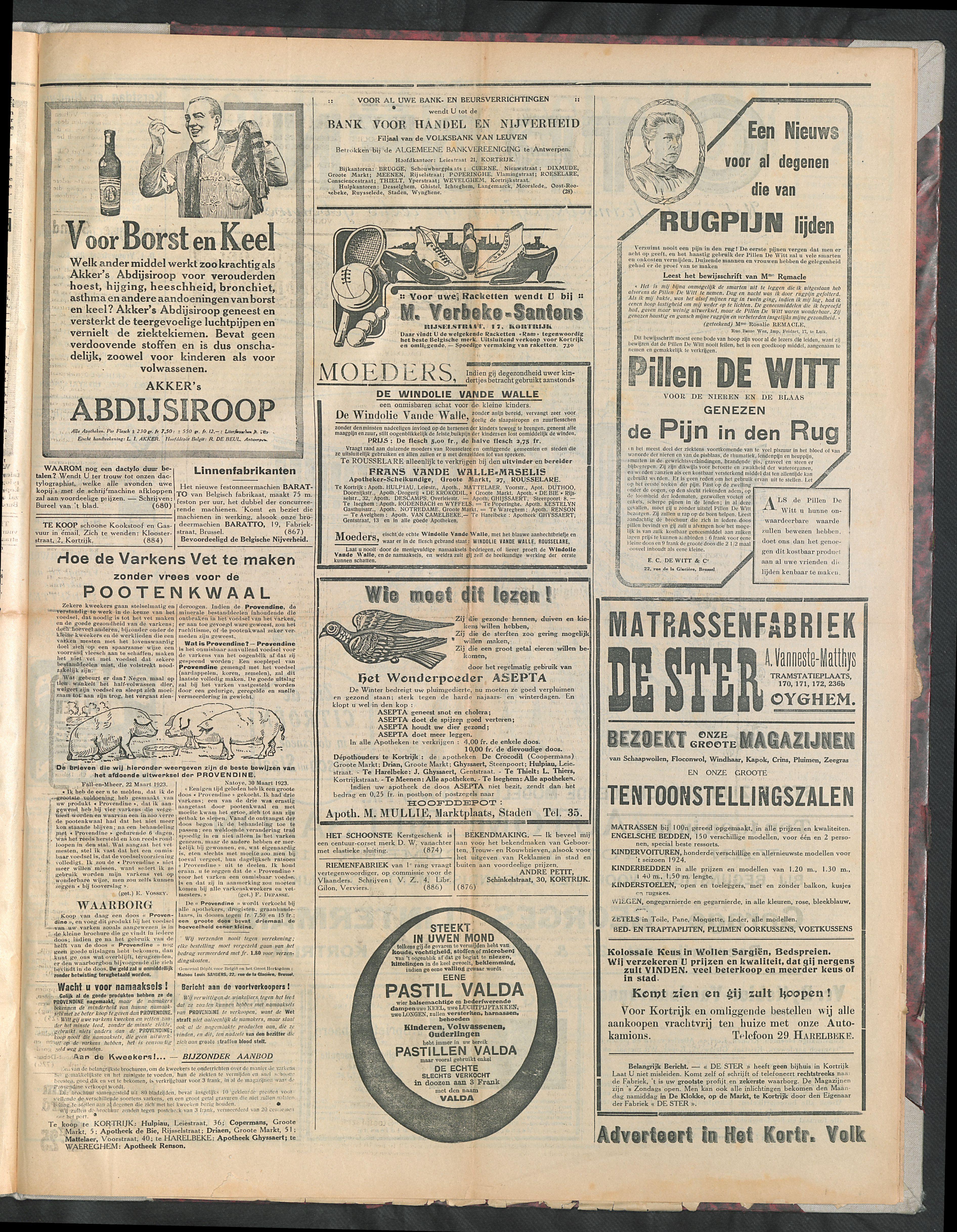 Het Kortrijksche Volk 1924-12-14 p3