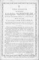 Adolphe Vandevelde
