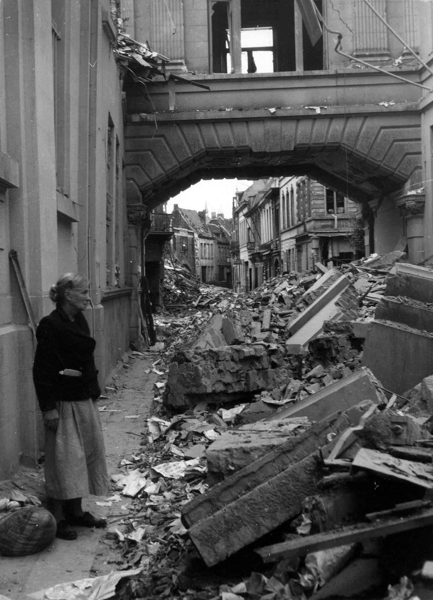 Bombardementen Kortrijk 1944