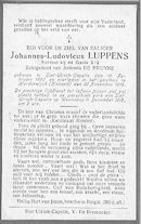 Johannes-Ludovicus Luppens