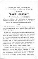 Bossuyt Flavie