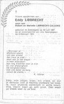 Eddy Libbrecht