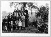 Westflandrica - De familie van Streuvels in de tuin van het Lijsternest