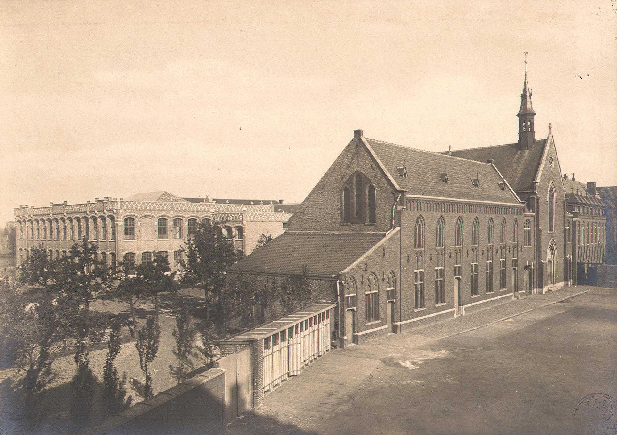 Sint-Amandscollege in Wereldoorlog I