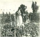 Groeningemonument inhuldiging 1906
