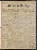 Gazette Van Kortrijk 1908-01-05 p1