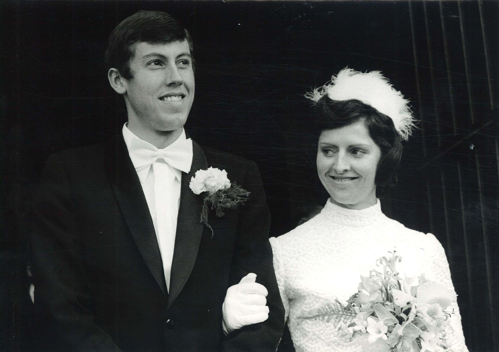 Huwelijk Eric Wyckaert