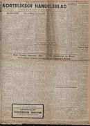 Kortrijksch Handelsblad 25 oktober 1946 Nr86 p1