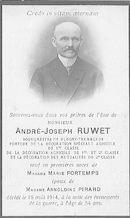 André-Joseph Ruwet