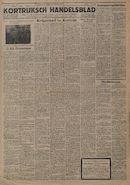 Kortrijksch Handelsblad 21 juli 1945 Nr58 p1