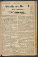Gazette Van Kortrijk 1897-10-10