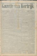 Gazette van Kortrijk 1916-12-16 p1