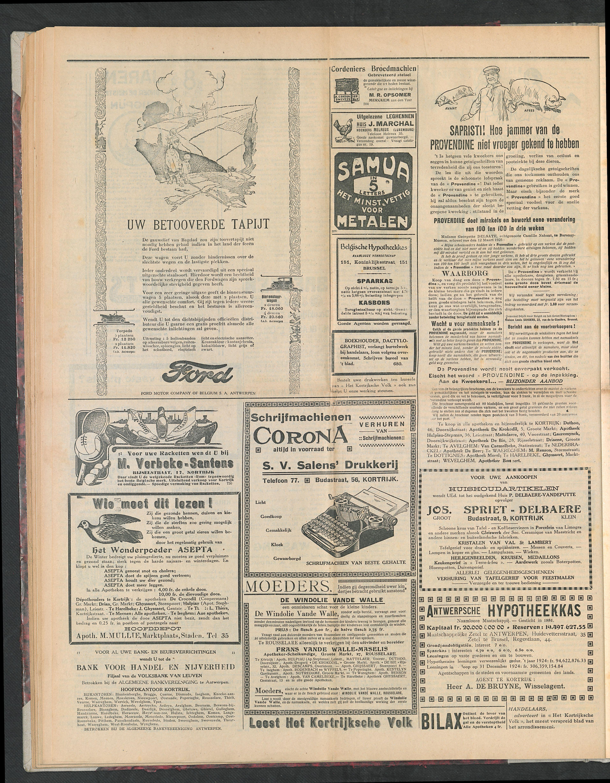 Het Kortrijksche Volk 1925-09-27 p4