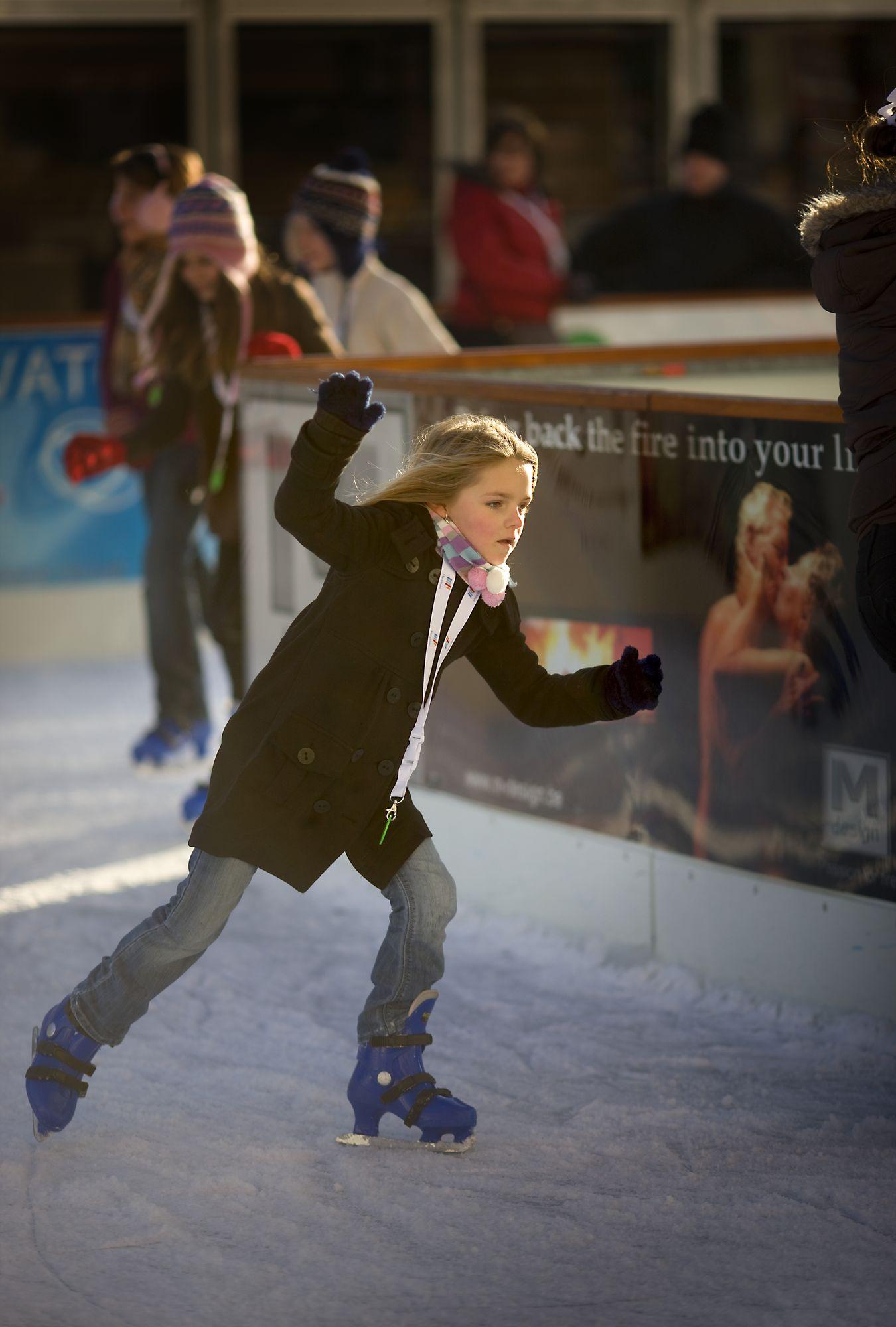 schaatspiste