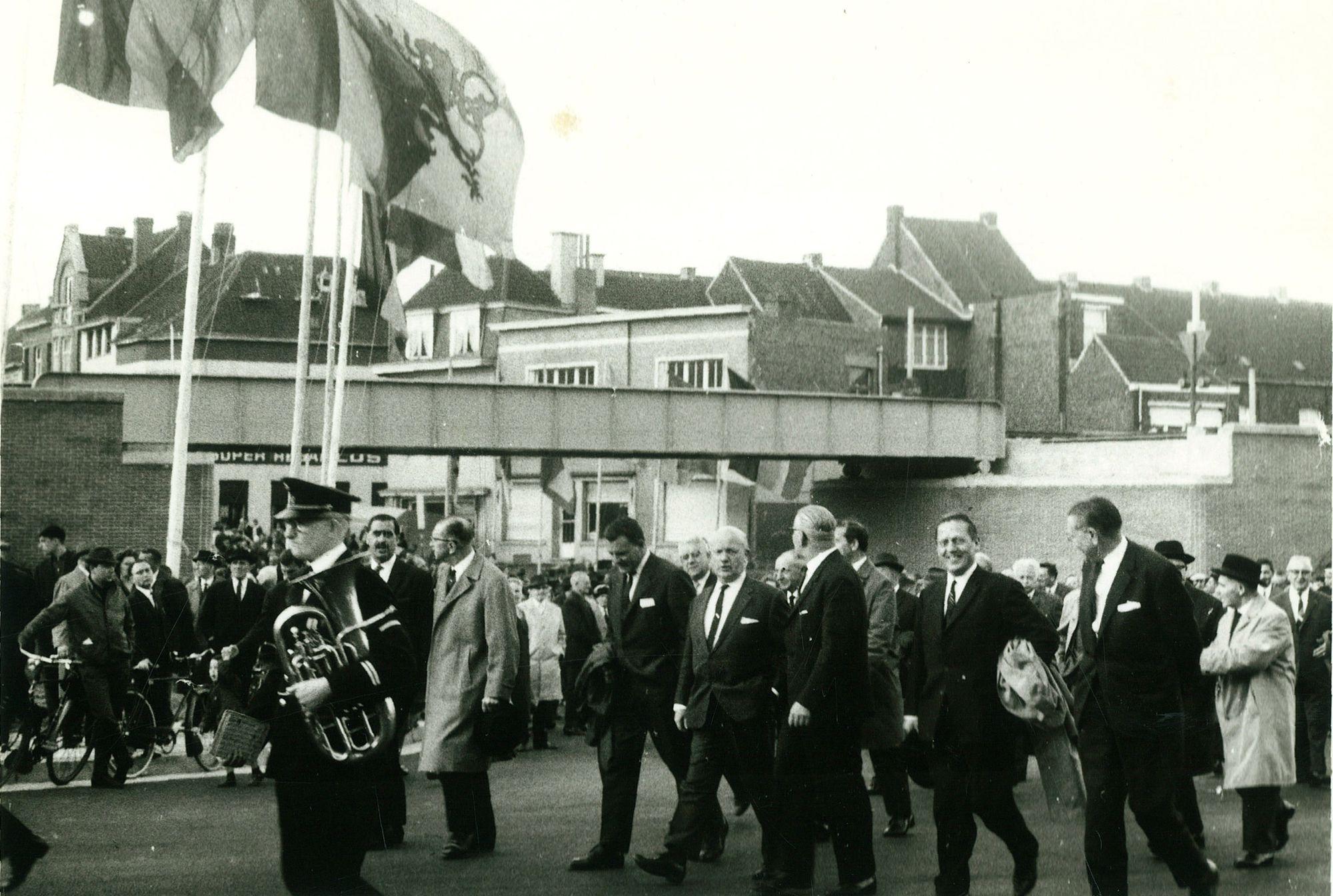 Zwevegemsestraat 1964