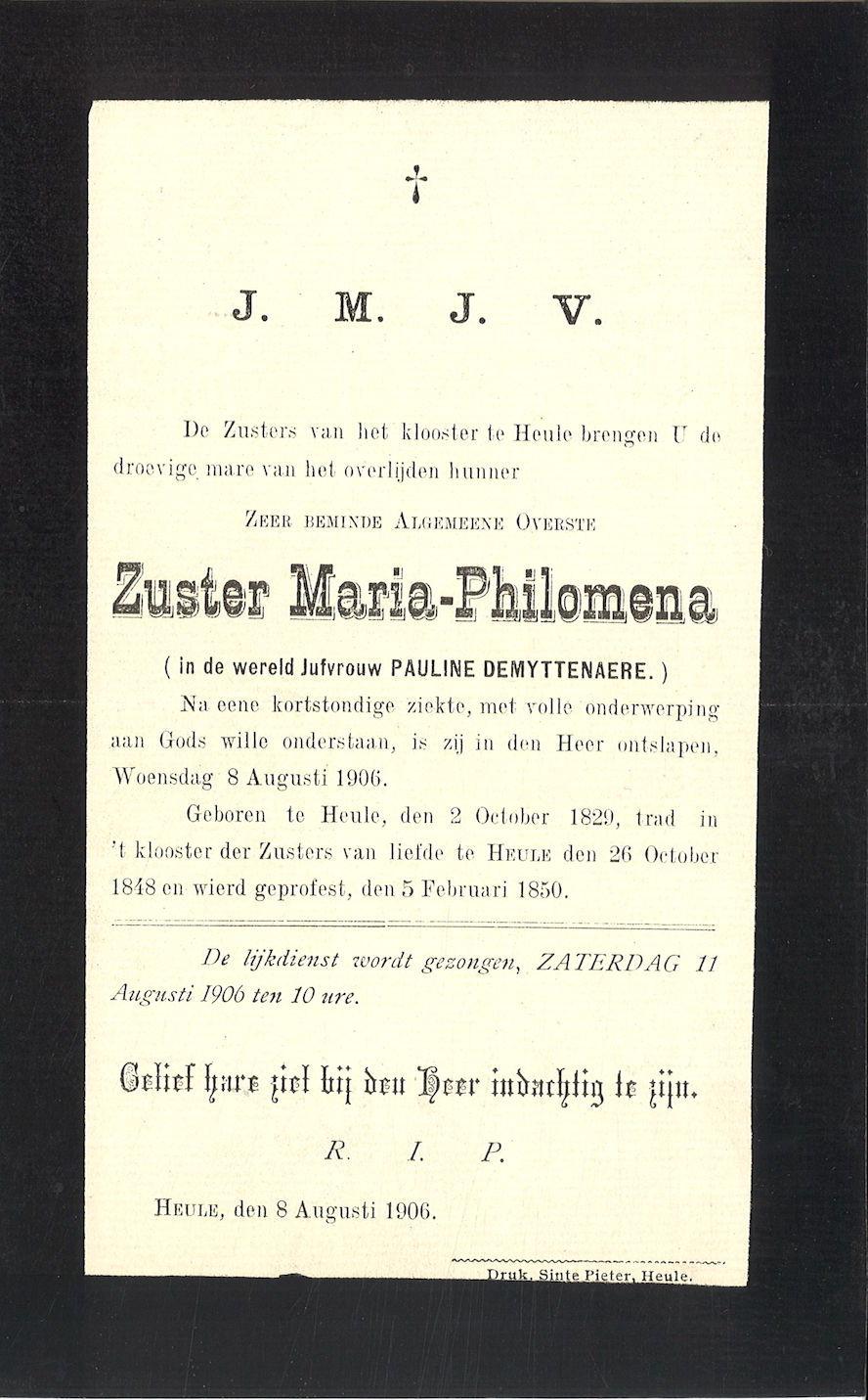 Pauline Demyttenaere